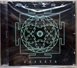 "ALTЭRA ""Анахата"" (2011 Russian press, SZCD 7383-11, mint/mint, still sealed) (CD)"