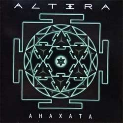 "ALTЭRA ""Анахата"" (2011 Russian press, SZCD 7383-11, near mint/ex) (CD)"