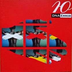 "DNA ERROR ""Ю"" (2007 Russian press, SAPCD 148, mint/mint) (CD)"