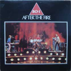 "винил LP AFTER THE FIRE ""80-f"" (1980 Holland press, insert, ex/vg+)"