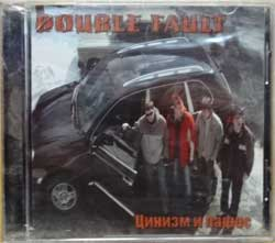 "DOUBLE FAULT ""Цинизм и пафос"" (Russian press, mint/mint, still sealed) (CD)"