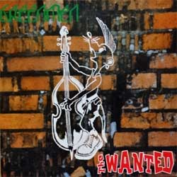 GREENMEN/THE WANTED ''Greenmen/The Wanted'' (2004 Russian press, ФCR 010 KD, vg+/mint) (CD) (D)