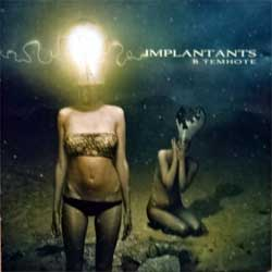 "IMPLANTANTS ''В темноте"" (2009 Russian press, 4620005291621, mint/mint) (CD)"