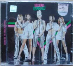 GIRLS ALOUD ''Sound Of The Underground'' (2003 Universal Music Russia RARE press, mint/mint) (CD)