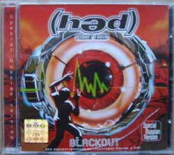 (HED)PE ''Blackout'' (2003 BMG Russia RARE Russian press, near mint/mint) (CD)