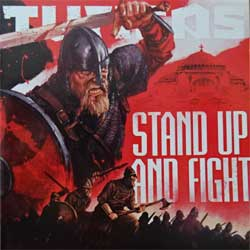 TURISAS ''Stand Up And Fight'' (2011 Russian press, FO849CD, mint/mint) (CD)