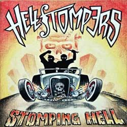 HELLSTOMPERS ''Stomping Hell'' Russian press, NERCD 106, mint/mint) (CD)