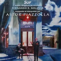 винил LP ASTOR PIAZZOLA ''Sur (Una Pelicula Para Llevar En El Corazon) OST'' (1988 RI 2014 EU press, heavy 180 gr vinyl, download card, 399 610-2, ex/mint)