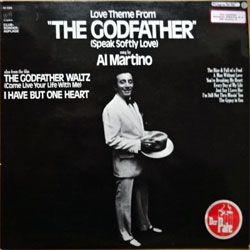 "винил LP AL MARTINO ""Love Theme From The Godfather"" (1972 Germany press, laminated, 61 998, ex-/ex-)"