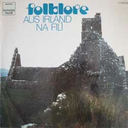 "винил LP NA FILI ''Folklore Aus IRLAND"" (1975 German press, ex-/ex)"