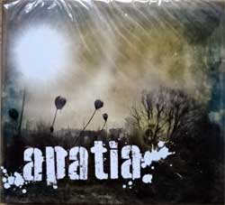 APATIA ''Apatia'' (1997 RI 2011 Poland press, mint/mint, still sealed) (digipak) (CD) (D)