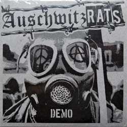 AUSCHWITZ RATS ''Demo'' (2012 Poland press, limited  (500) numbered edition, cardboard sleeve, 24-pages booklette, mint/mint, new) (CD) (D)
