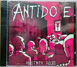ANTIDOTE ''Another Dose'' (2006 Russian press, NERCD086-WW062, mint/mint, new) (CD)