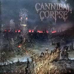 CANNIBAL CORPSE ''A Skeletal Domain'' (2014 Russian press, FO1093CD, mint/ex-) (CD)