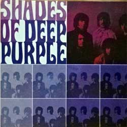 DEEP PURPLE ''Shades Of Deep Purple'' (1968 RI 1988 USA press, PBCD 3606, matrix Passport ''Deep Purple/Shades Of Deep Purple'' B2 Technidisc #298-018-004-B 01/20/88G, mint/mint) (CD) (D)