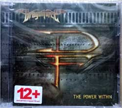 DRAGONFORCE ''The Power Within'' (2012 Russian press, 1686-177102, new, sealed) (CD)