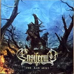 ENSIFERUM ''One Man Army'' (2015 Russian press, 4 bonus-tracks, FO1128CD, mint/mint, new) (CD) (D)