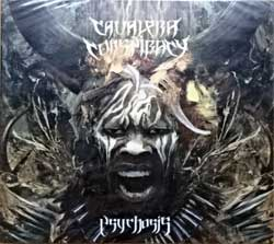 SEPULTURA (CAVALERA CONSPIRACY) ''Psychosis'' (2017 Russian press, SZCD 9475-17, new, sealed) (digipak) (CD) (D)