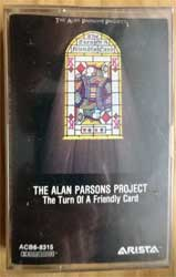 аудиокассета ALAN PARSONS PROJECT ''The Turn Of A Friendly Card'' (1980 RI 1985 Canada press, ACB6-8315, mint/mint, still sealed)  (MC4708)
