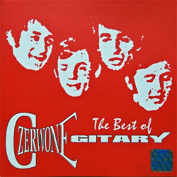 CZERWONE GITARY ''The Best Of Czerwone Gitary'' (1994 Poland press, CD B-004, matrix 4376, near mint/mint) (CD) (D)