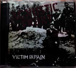 AGNOSTIC FRONT ''Victim In Pain'' (1984 RI 2009 press, ''United Blood'' EP as bonus, B9R129, new, sealed) (CD)