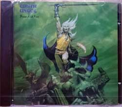 CIRITH UNGOL ''Frost And Fire'' (1981 RI 2000's German press, bonus-track, 3984-14252-2, new, sealed) (CD)