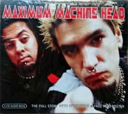 MACHINE HEAD ''Maximum Machine Head'' (2004 UK RARE press, O-card, mini-poster, ABCD169, new, sealed) (CD)