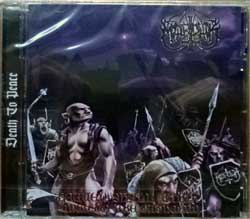 MARDUK ''Heaven Shall Burn… When We Are Gathered'' (1996 RI France press, OPCD040, new, sealed) (CD)