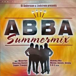 "ABBA (DJ ANDERSSON & LINDSTROM) ''Summermix'' (2004 Russian press, ТР-081, matrix ABBA ООО ""Минэлла"" Лицензия МПТР России ВАФ № 77-79, near mint/mint) (CD) (D)"