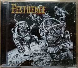 PESTILENCE ''Reflections Of The Mind'' (2016 Holland press, remastered, VIC121CD, mint/mint, new) (CD)