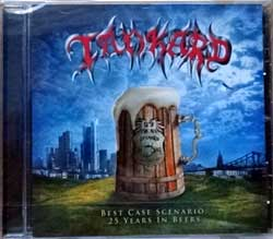 TANKARD ''Best Case Scenario: 25 Years In Beers'' (2007 German press, AFM 165-2, new, sealed) (CD)