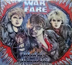 WARFARE ''Metal Anarchy'' (1985 RI 2018 UK press, DISS087CDD, new, sealed) (digipak) (CD)