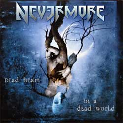 NEVERMORE ''Dead Heart In A Dead World'' (2000 German press, 2 bonustracks, 77310-2, matrix Sonopress MULT A-41006-1/77310-2 03, ex+/mint) (CD)