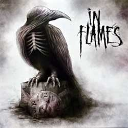 IN FLAMES ''Sounds Of A Playground Fading'' (2011 German press, download card, 9977472, matrix arvato digital servic 54622564/9977472 21, ex/mint) (CD)