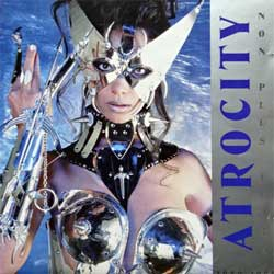 ATROCITY ''Non Plus Ultra (1989-1999)'' (1999 German press, poster-booklette, MAS CD0208, matrixes DOCdata Germany MAS CD 0208-1/2, vg+/ex+) (2xCD)