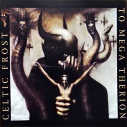 CELTIC FROST ''To Mega Therion'' (1985 RI 2006 EU press, remastered 1999, NMRCD015, matrix 00095 53497 998 03*53498004 A, mint/mint) (CD)