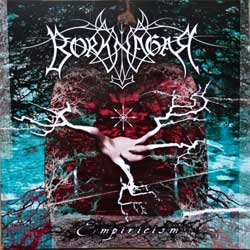 BORKNAGAR ''Empiricism'' (2002 German press, 77399-2, matrix sonopress 50182067/77399-2 21, ex/mint) (CD)