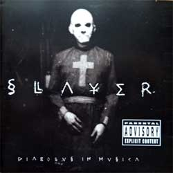 SLAYER ''Diabolus In Musica'' (1998 RI 2006 EU press, 50-51011-6039-2-1, matrix CD 5051011603921 V01, near mint/near mint) (CD)