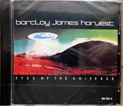BARCLAY JAMES HARVEST ''Eyes Of The Universe'' (1979 RI German press, 821 591-2/042282159120, new, sealed) (CD)