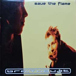 BRAITHOUSE ''Save The Flame'' (2001 Latvian press, cardboard sleeve, 07243 889992 2 9, ex/ex) (CD) (D)