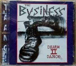 BUSINESS ''Death II Dance'' (6-track MCD) (1996 USA press, TAANG! 114, new, sealed) (CD)