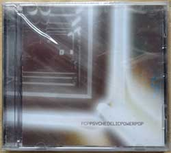 PCP (PERFORATED CEREBRAL PARTY) ''PsychedelicPowerPop'' (2003 Russian press, CH013CD, mint/mint, still sealed) (CD) (D)