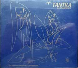 COSMOFONICA ''Tantra'' (2003 Russian press, mint/mint, still sealed) (digipak) (CD) (D)