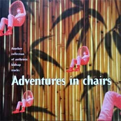 сборник ADVENTURES IN CHAIRS (2002 Holland RARE press, kidnap03CD, mint/mint) (CD)