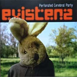 PCP (PERFORATED CEREBRAL PARTY) ''PsychedelicPowerPop'' (2003 Russian press, CH013CD, ex/mint) (CD) (D)