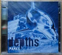 PARKS (ПАРКИ) ''Depths'' (2002 Russian press, EL013, mint/mint, still sealed) (CD)