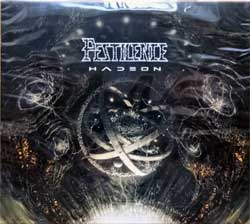 PESTILENCE ''Hadeon'' (2018 Holland press, O-card, silver foil stamping, HHR 2018-07, new, sealed) (CD)