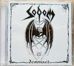 SODOM ''Demonized'' (2018 Greece press, FL174CD, new, sealed) (CD)