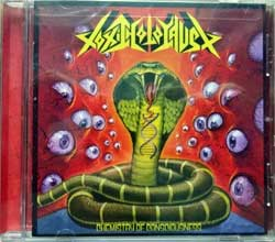 TOXIC HOLOCAUST ''Chemistry Of Coinsciousness'' (2013 USA press, RR7212, new, sealed) (CD)