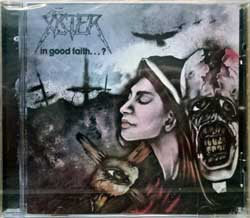 XYSTER ''In Good Faith…?'' (1989 RI 2013 UK press, MTCD9992, new, sealed) (CD)